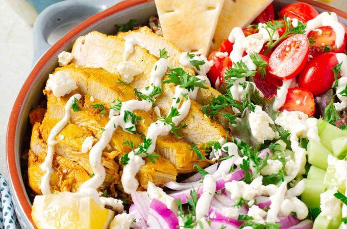 Instant Pot Turkey Shawarma   Culinary Cool www.culinary-cool.com