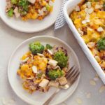 Turkey, Broccoli and Wild Rice Casserole | Culinary Cool www.culinary-cool.com