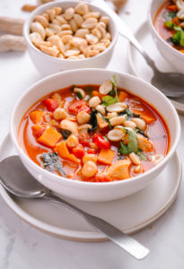 African Inspired Turkey Peanut Stew