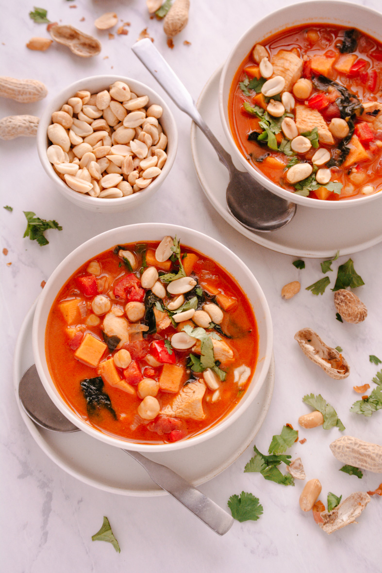 African-Inspired Turkey Stew | Culinary Cool www.culinary-cool.com