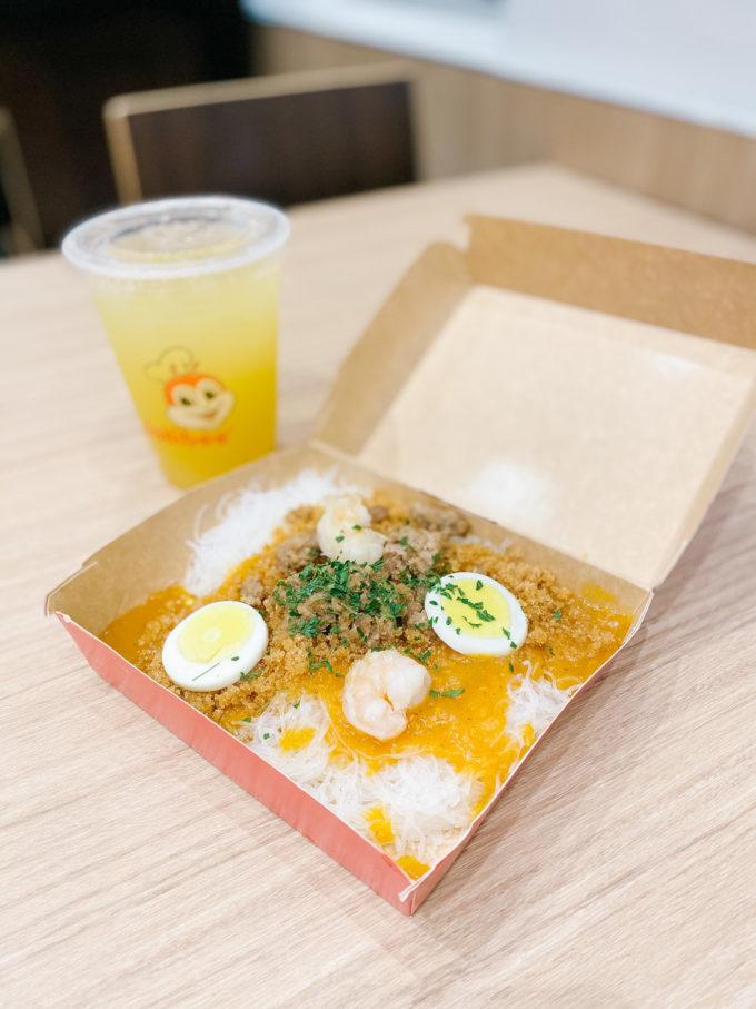Jollibee Palabok | Culinary Cool