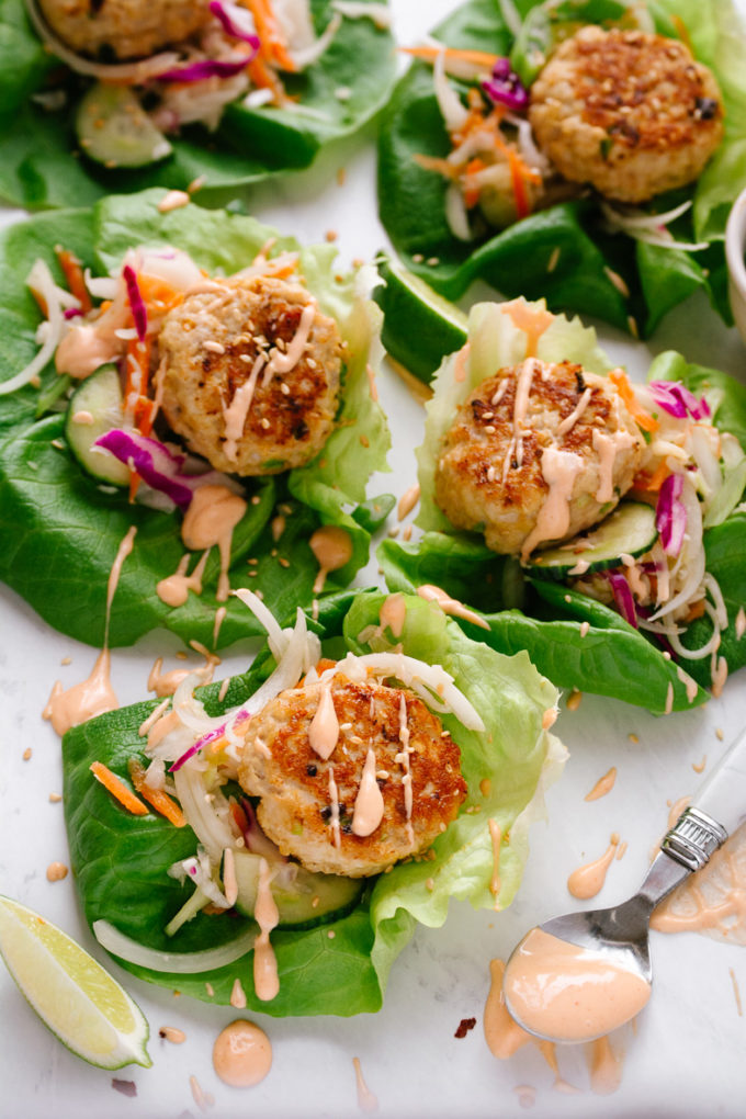 Ginger and Sesame Turkey Sliders | Culinary Cool www.culinary-cool.com