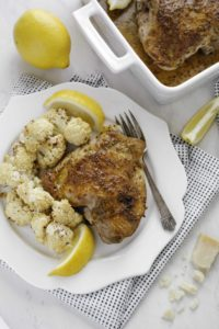 Honey Dijon Turkey Thighs | Culinary Cool